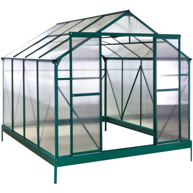 DEMA Záhradný skleník 7 m2 Den Haag