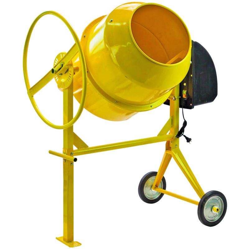 DEMA Stavebná miešačka 800 W 200 litrov CM 200 L