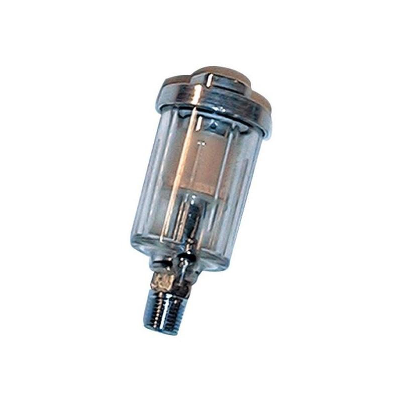 Odlučovač vody s filtračnou vložkou Mini