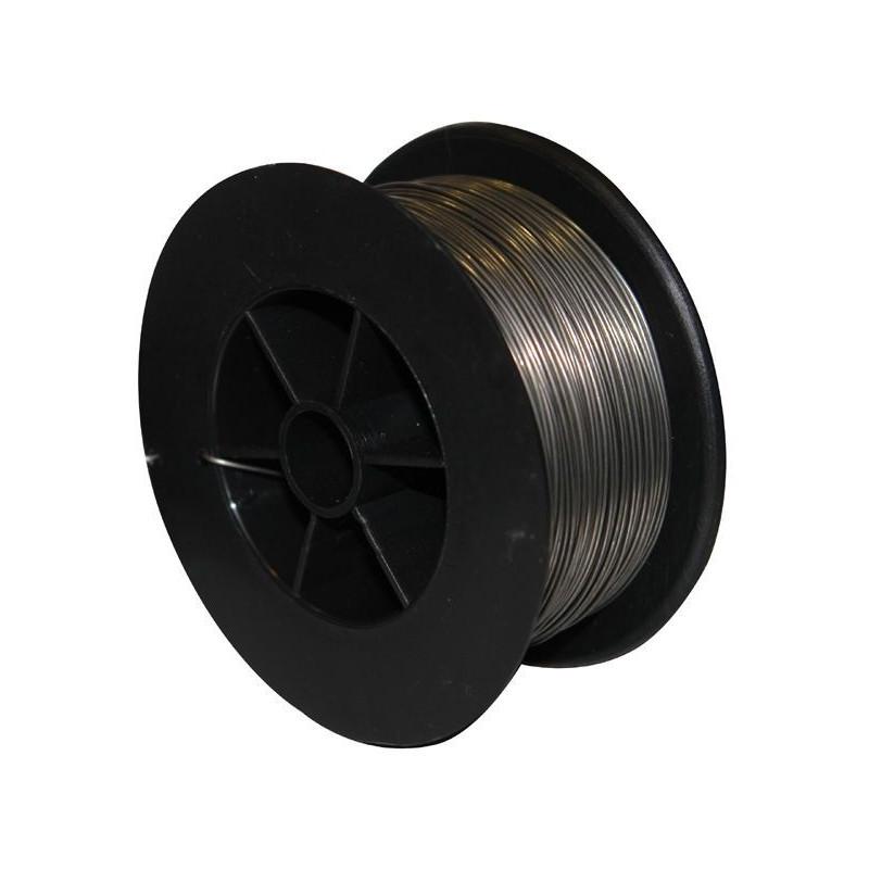 trubičkový oceľový zvárací drôt 0,9 mm / 0,4 kg