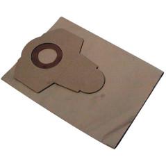 Güde Papierové filtračné vrecko 5 litrov pre vysávače NTS a GNTS, 10 ks