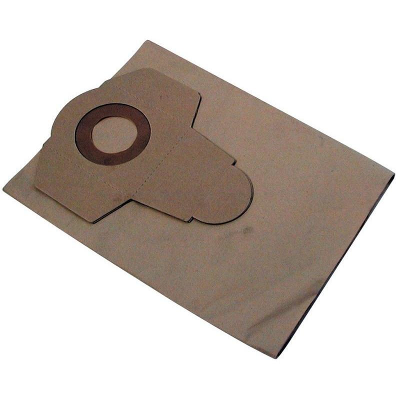 Papierový filter 5 L 10 ks k vysávaču Güde NTS 1200