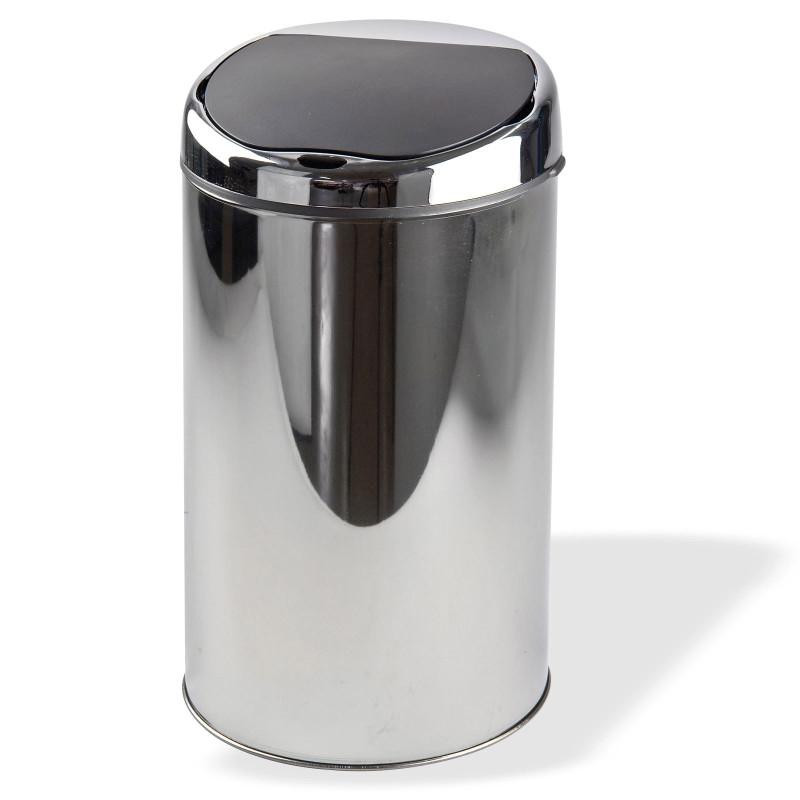Bezdotykový odpadkový kôš 6 L DEMA nerez