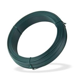 Drôt viazací 100 m x 1,4 mm, zelený