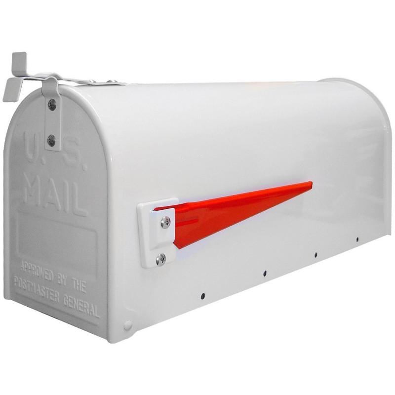 Americká poštová schránka biela