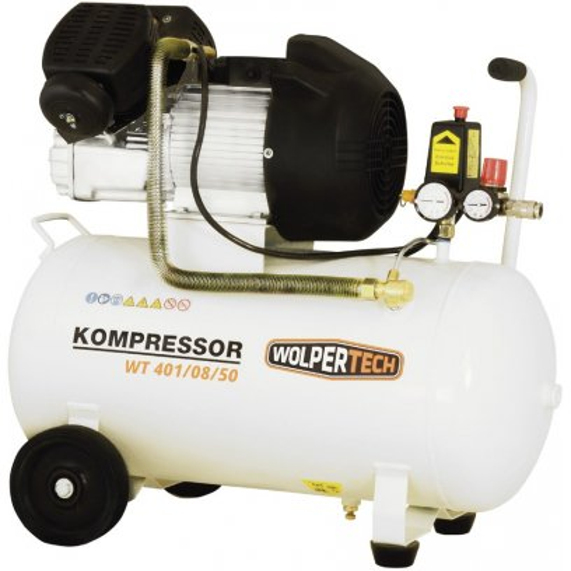 Wolpertech Kompresor WT 401/08/50