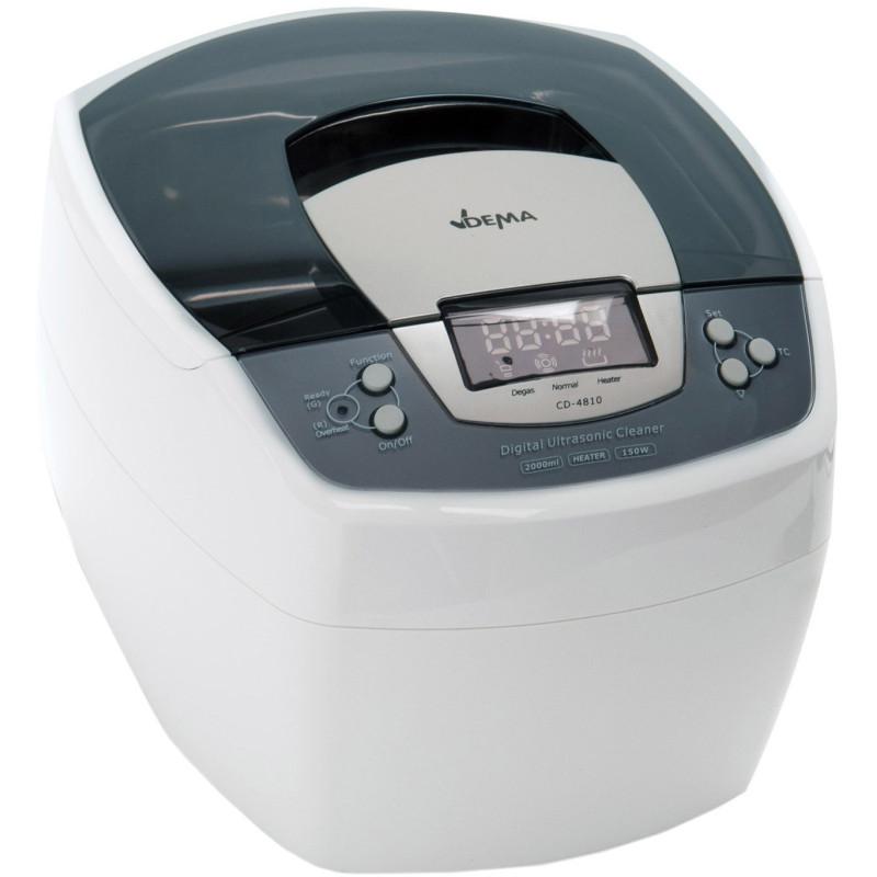 DEMA Ultrazvuková čistička s ohrevom 2 L