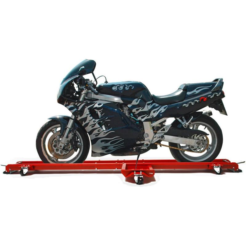 Pojazdný stojan na motorku 567 kg
