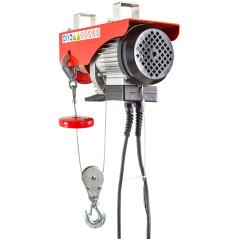 Naviják elektrický lanový DES 250 / 500