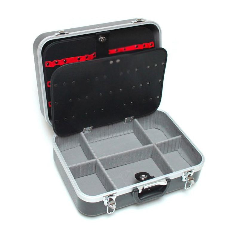 Pojazdný kufor na náradie ABS 6+