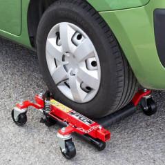 DEMA Pojazdný manipulačný vozík pre vozidlá 680 kg
