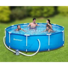 Bestway Bazén s filtráciou Steel Pro 305x76 cm