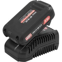 Nabíjačka+akumulátor STARTER -KIT LGAP 18-3020