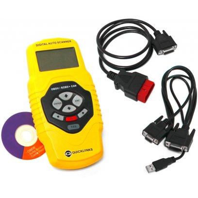 Profi OBD2 diagnostika