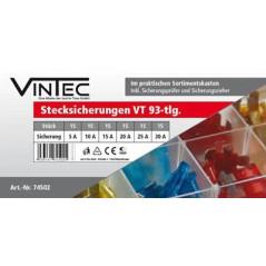 Autopoistky nožové so skúšačkou Vintec VT 93