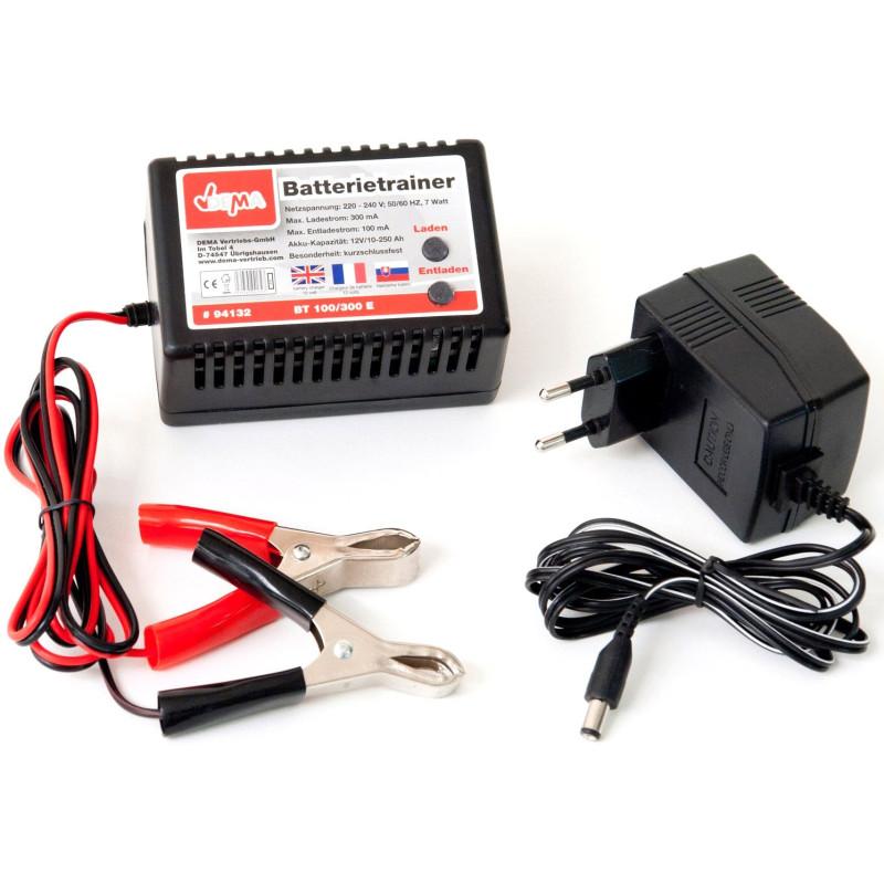 DEMA Udržiavacia nabíjačka batérií 12V BT 100/300 E