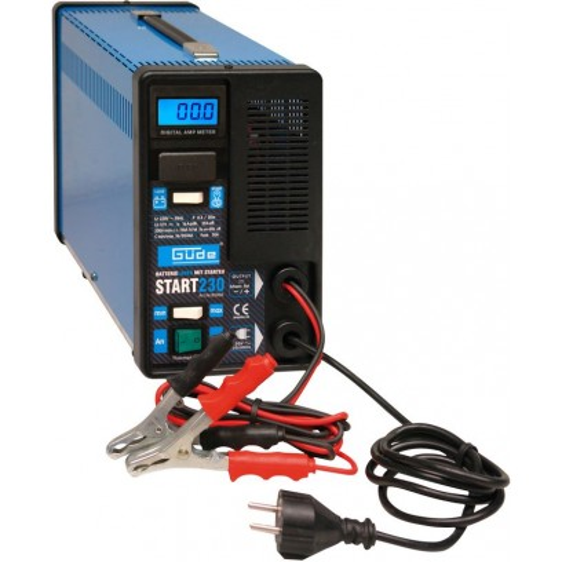 Nabíjačka batérií Güde START 230