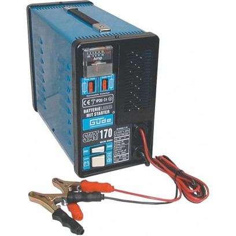 Nabíjačka batérií Güde START 170