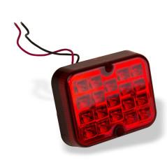 DEMA Zadné hmlové svetlo LED na prívesný vozík