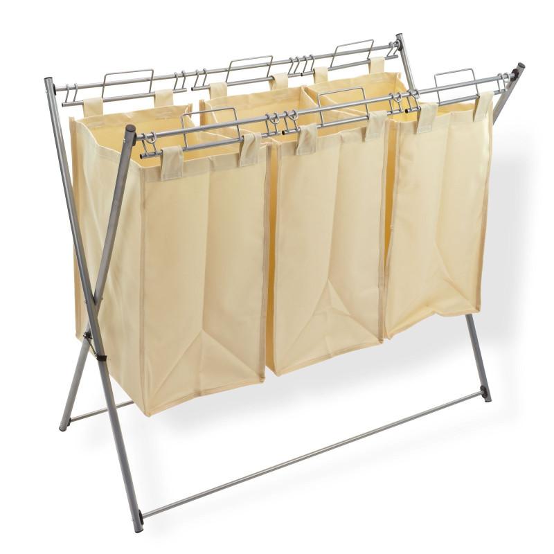 Triediaci kôš na prádlo DEMA Metall