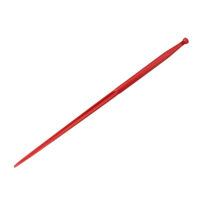 Hrot predný nakladací 1100 mm červený lakovaný