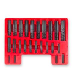 Sada mini vrtákov 0,4-3,2 mm DEMA 150-dielna