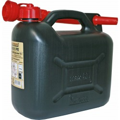 STABILO Kanister na benzín 5 L KKS 5 PE