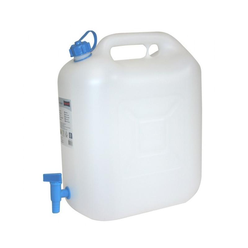 Kanister na vodu ECO 20 L s kohútikom