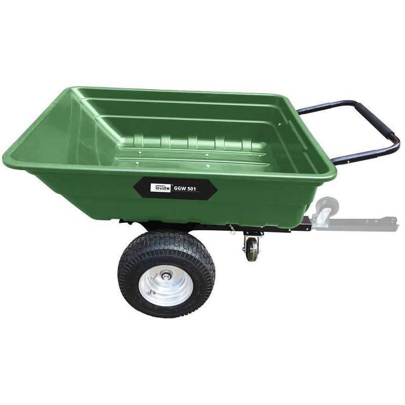 Prepravný záhradný vozík Güde GGW 501