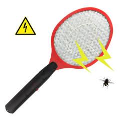 DEMA Elektrická mucholapka na hmyz, červená