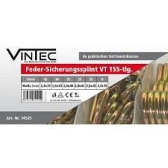 Pružinové závlačky Vintec VT155