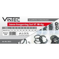 Poistné Seeger krúžky Vintec VT98