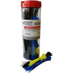 Vintec Viazacie sťahovacie pásky, 700 ks VT 700