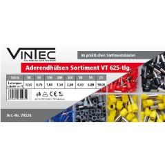 Káblové dutinky Vintec VT625