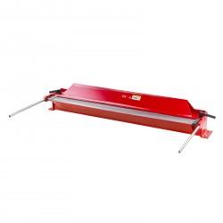 Ručná ohýbačka plechu, bigovací stroj DEMA AKB 1000