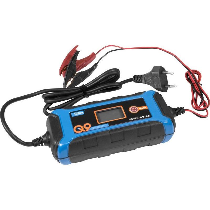 automatická nabíjačka batérií GUDE GAB 12V/6V-4A