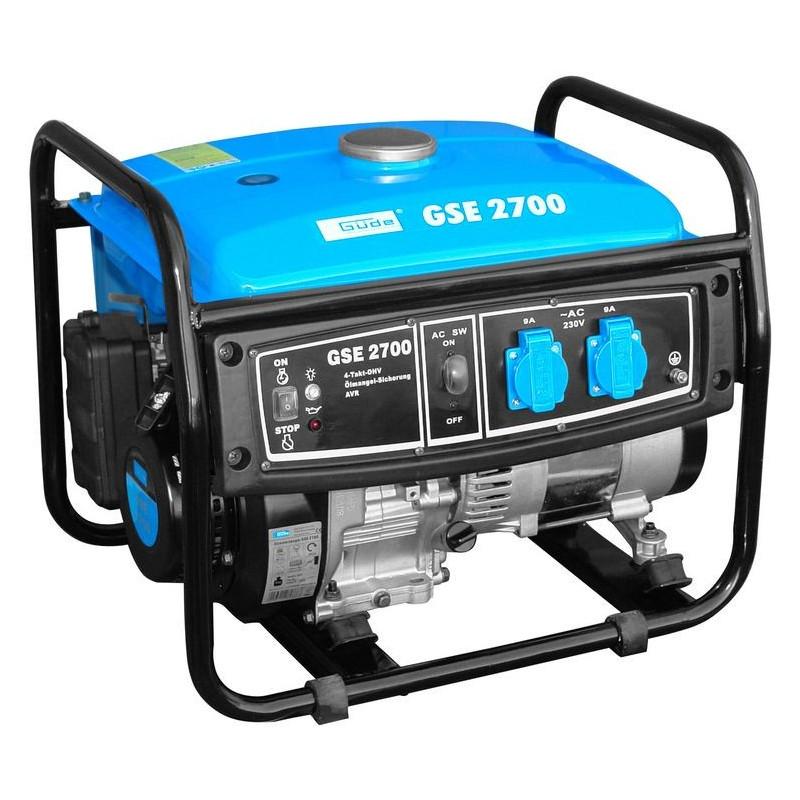 Elektrocentrála Güde GSE 2700