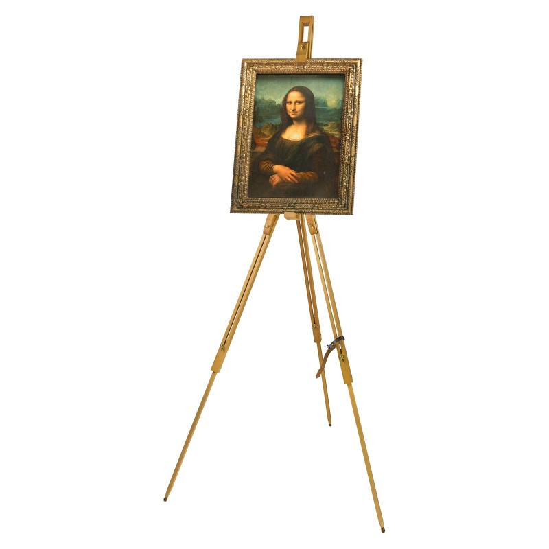 DEMA Drevený maliarsky stojan Basic XL