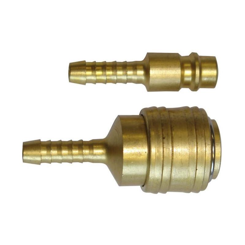 Rýchlospojka so zástrčkou 9 mm