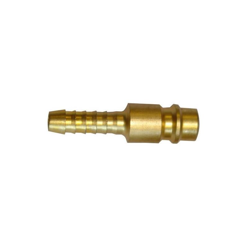 Vsuvka s hadicovou objímkou, 6 mm