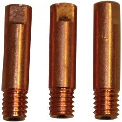 Prúdová tryska Cu 0,8 mm k zváraciemu káblu s horákom TBI 150 (41148)
