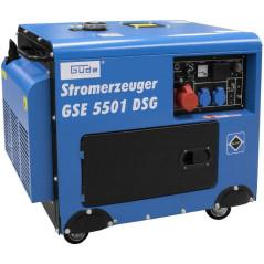 Elektrocentrála GSE 5501 DSG