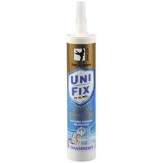Den Braven MS UNIFIX CLEAR na všetky tmelenia 290 ml, transparentný