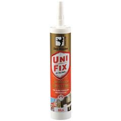 Den Braven MS UNIFIX na všetky tmelenia a lepenia 290 ml, biely