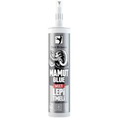 Den Braven Lepidlo MAMUT GLUE Multi 290 ml, biele
