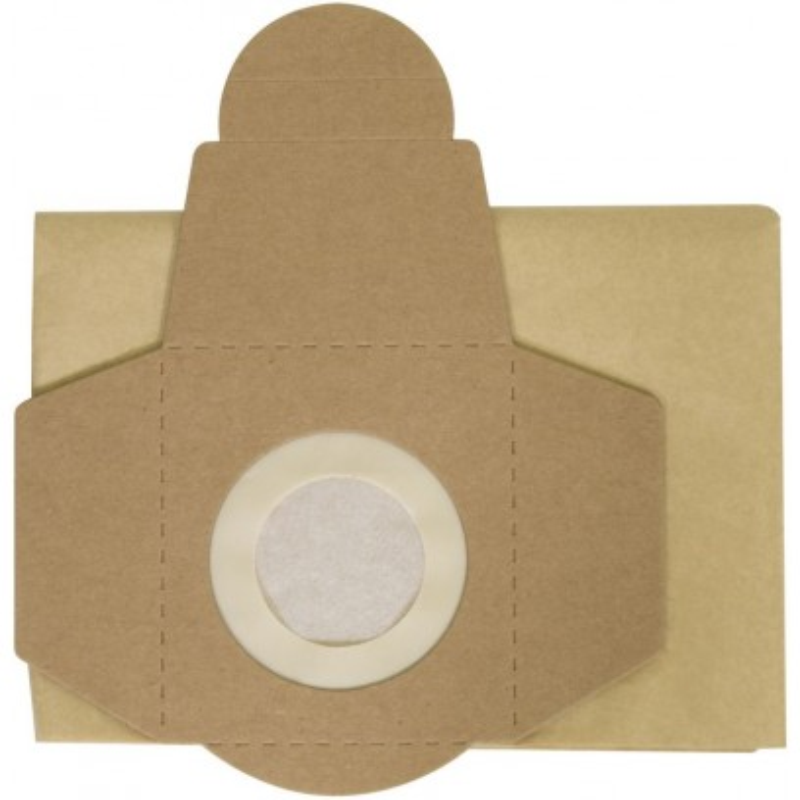 Güde Papierové filtračné vrecko 30 litrov pre vysávače GNTS a NTS 18, 5 ks