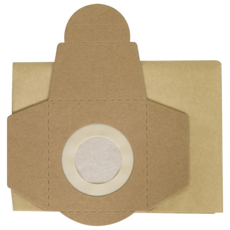 Papierové filtračné vrecko k vysávaču 12 L, 5 ks