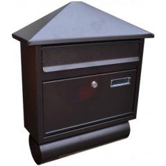 DOLS Poštová schránka RD-8T, antik medená
