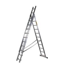 Hliníkový rebrík PROFI DW3-13