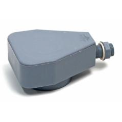 DEMA Zberač dažďovej vody pre sudy DN60 DN80 DN100
